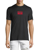 Box-Logo Cuban T-Shirt
