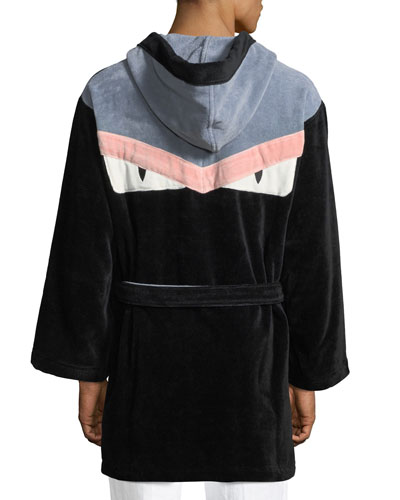 Monster Hooded Robe