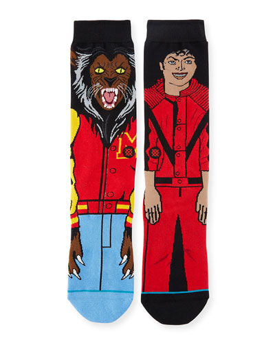 Michael Jacket Socks