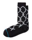 Larusso Chainlink Socks