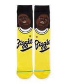 Juicy Biggie-Print Socks