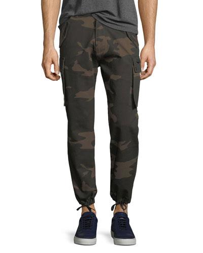Dawn Camouflage Utility Pants
