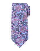 Venticinque Floral Silk Tie