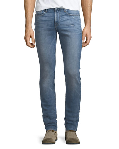 L'Homme Skinny Denim Jeans, Beaudry