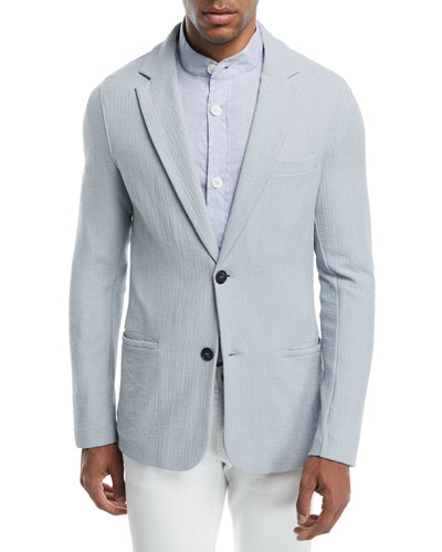 Soft Textured Jacket