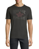 Long Live Rock n' Roll Graphic T-Shirt