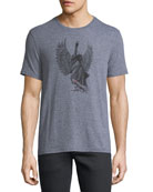 Liberty Wings Graphic T-Shirt