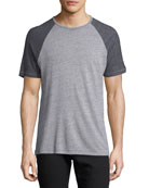 Raglan Short-Sleeve T-Shirt