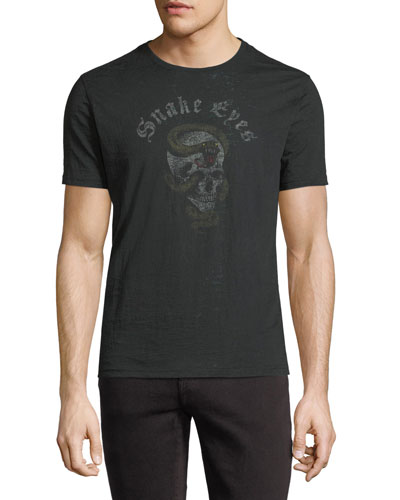 Snake Eyes Graphic T-Shirt