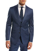 Wool Three-Piece Suit