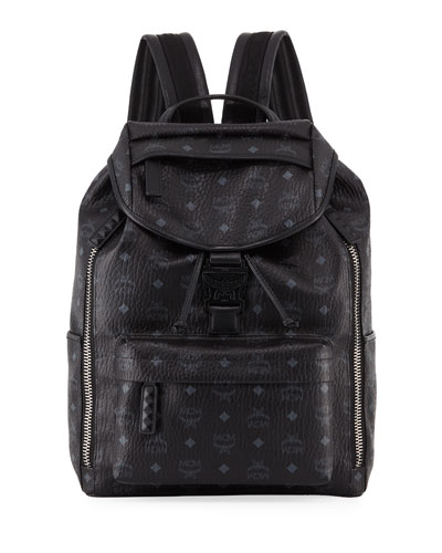 Killian Logo Canvas Backpack
