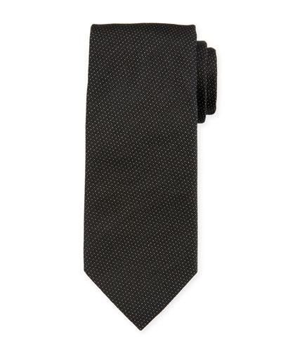 Dotted Fancy Silk Tie