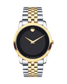 Museum Classic Two-Tone Watch