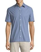 Short-Sleeve Sport Shirt