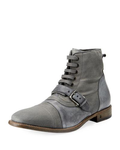 Fleetwood Buckle Cricket Boot