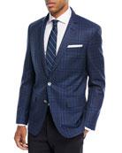 Hutson Multi-Pane Wool Sport Coat