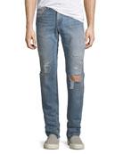 FRAME L'Homme Slim Fit Jeans, Bizworth