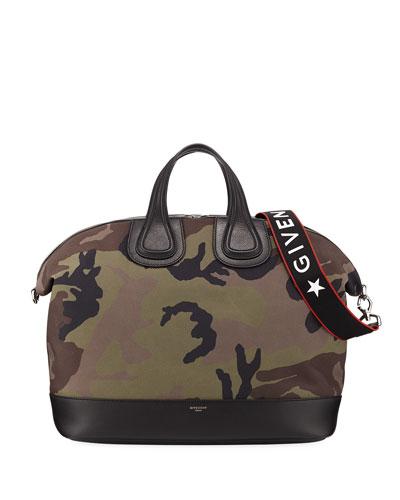 Men's Camouflage Nightingale Bag
