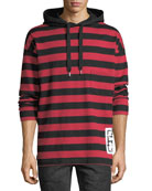 PRPS Striped Rugby Hoodie and Matching Items &