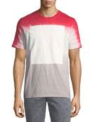 Graphic Tie-Dye Short-Sleeve T-Shirt