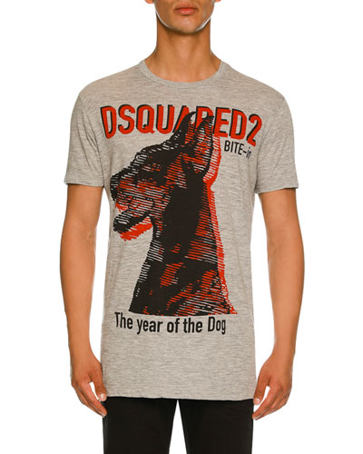 Year of the Dog Graphic T-Shirt