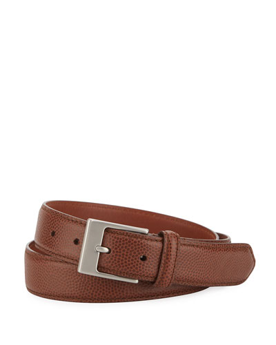 Latigo Leather Belt