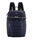 New Yannick Zaino Quilted Backpack