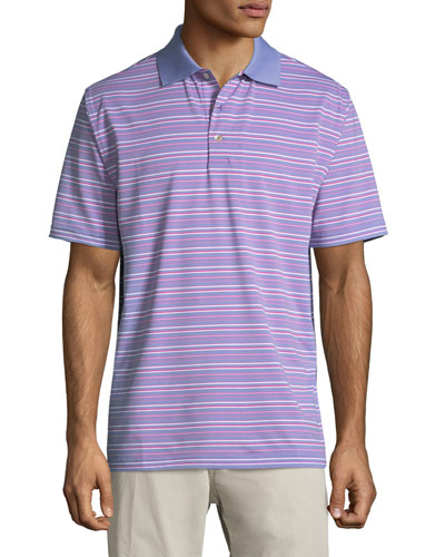 McDowell Striped Print Shirt