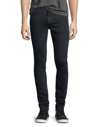 Axl Stretch-Denim Skinny Jeans, Sight Unseen