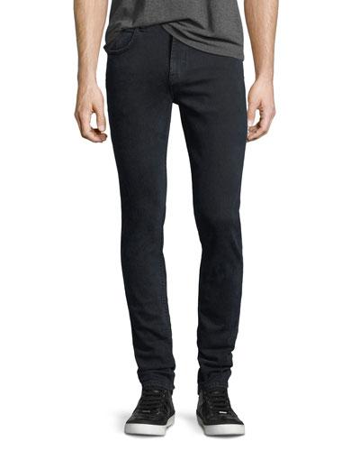Axl Stretch-Denim Skinny Jeans, Sight Unseen