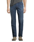 Dixon Easy Straight Jeans, Trigger
