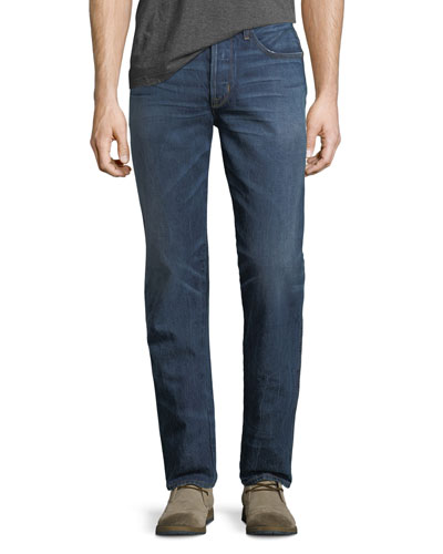 Men's Dixon Easy Straight Jeans, Trigger