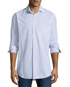 Rockport Striped Sport Shirt
