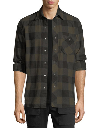Weston Plaid Shirt