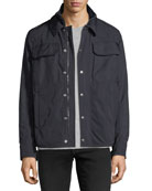 Anser Zip-Front Jacket