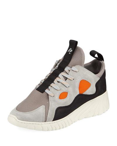 Fence Colorblock Low-Top Runner Sneaker