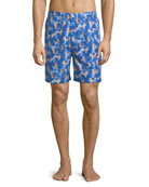 Fish Bowl Swim Trunks