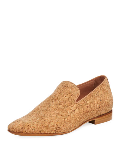 Men's Pazano Herringbone Cork Loafer