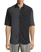 Sheehan Short-Sleeve Sport Shirt