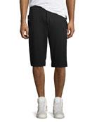 Bondage Side-Strap Shorts