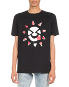 Sun Graphic Jersey T-Shirt