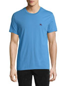 Joeforth Short-Sleeve Cotton T-Shirt, Blue