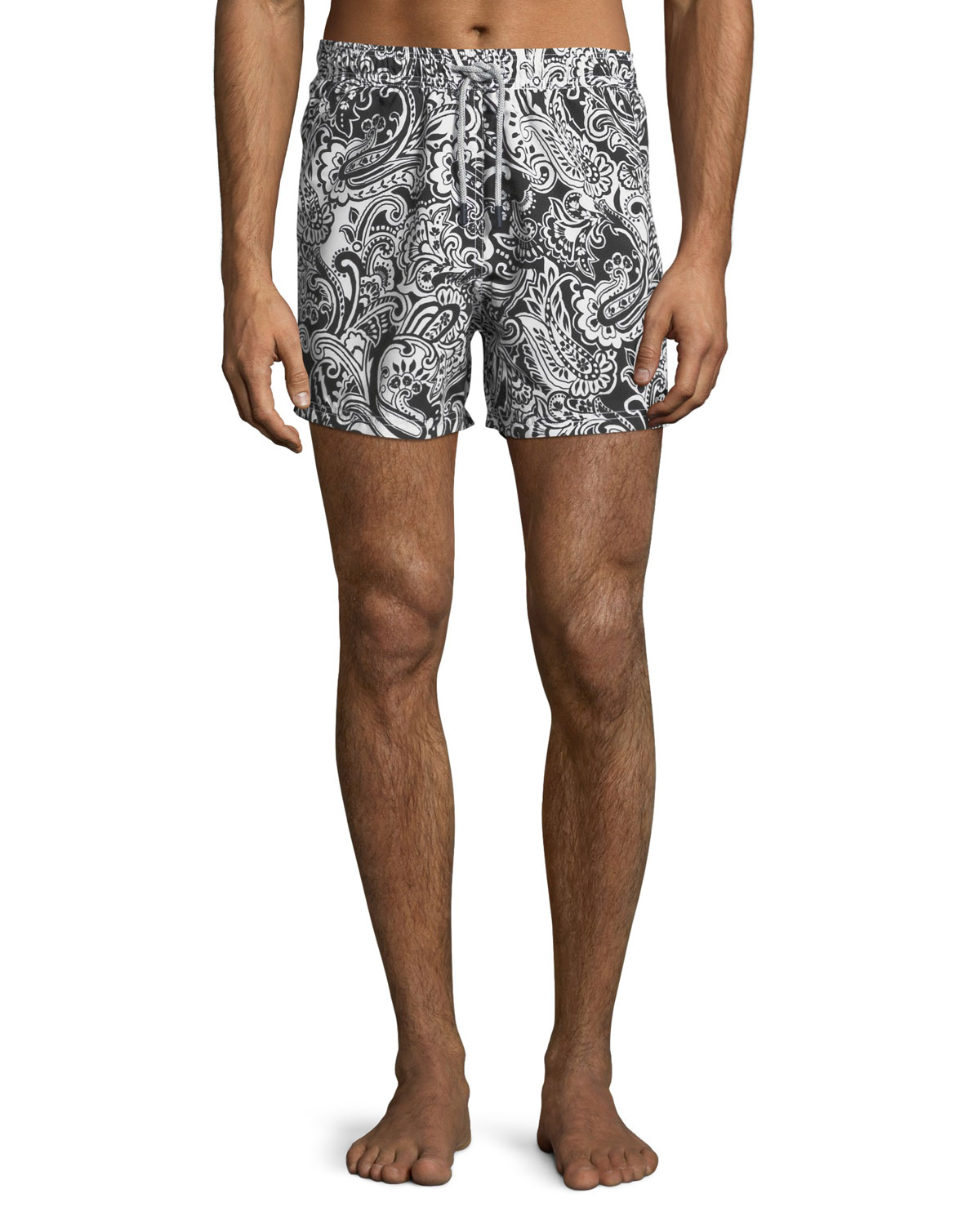 TwoTone Paisley Swim Trunks