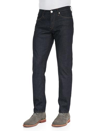 M3 Slim-Fit Indy 3D Jeans