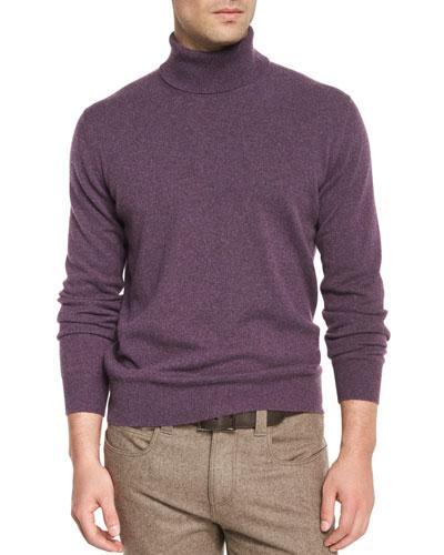 Baby Cashmere Turtleneck Sweater