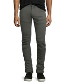 5620 3D Slim-Fit Jeans, Asphalt