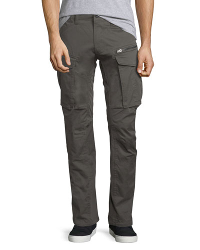 Rovic 3D Zip Cargo Pants
