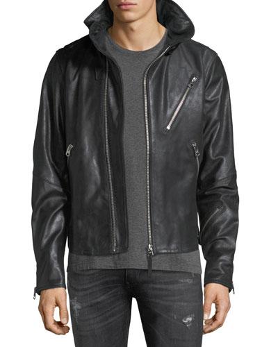 Empral 3D Zip-Up Jacket w/ Hood