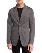 Techno Jersey Jacket