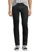 Men's Slim-Straight Denim Jeans